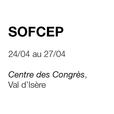 CONGRES SOFCEP VAL D'ISERE 2019